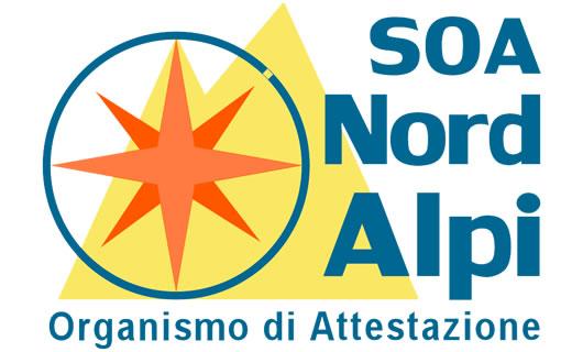 Organismo di Attestazione SOA Nord Alpi