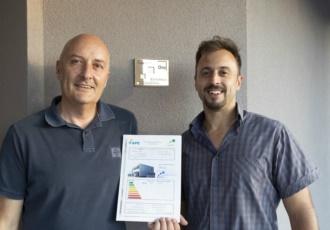 Certificazione di alto risparmio energetico Casaclima Gold
