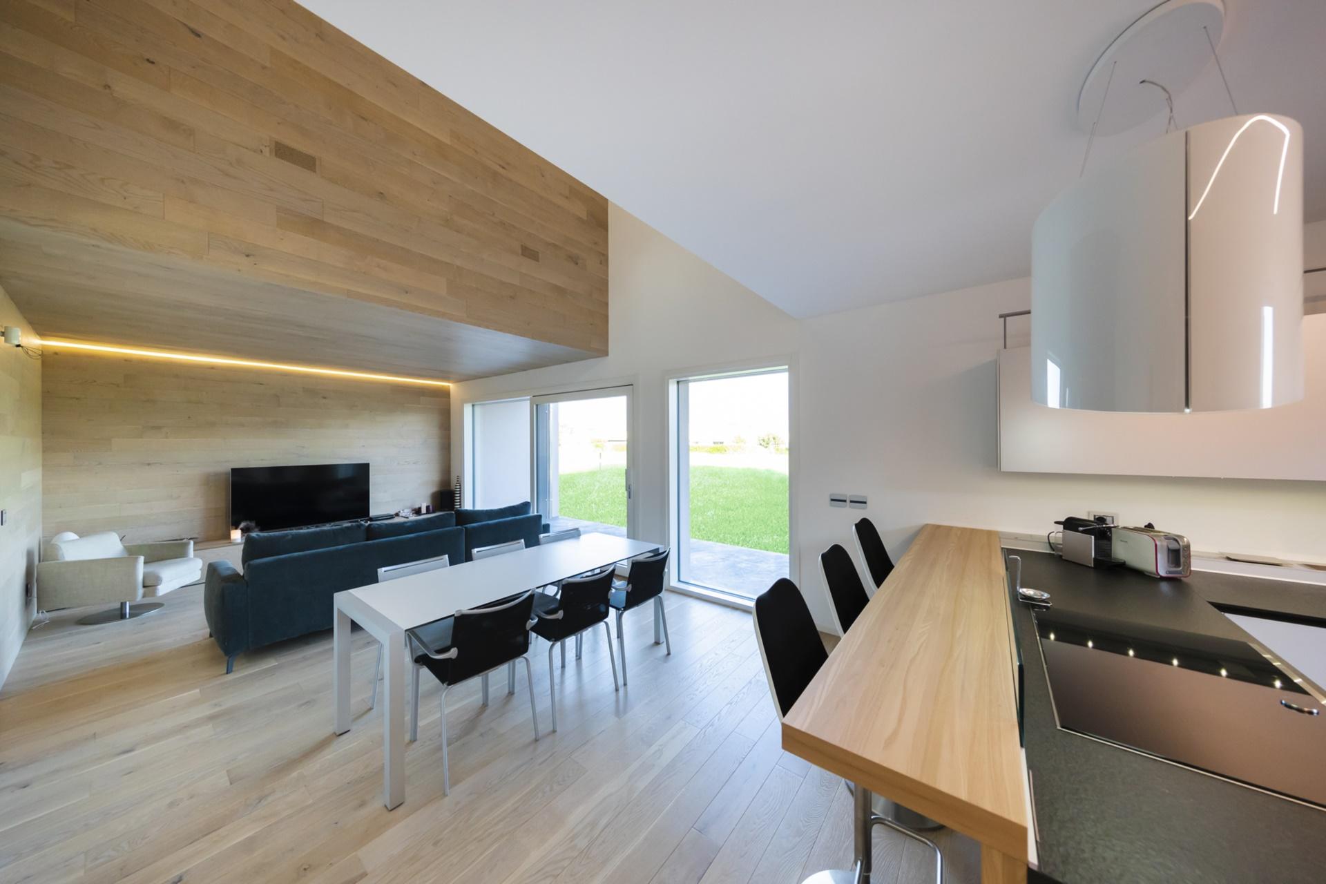 Linea evo di design evoluthion srl for Interni casa design