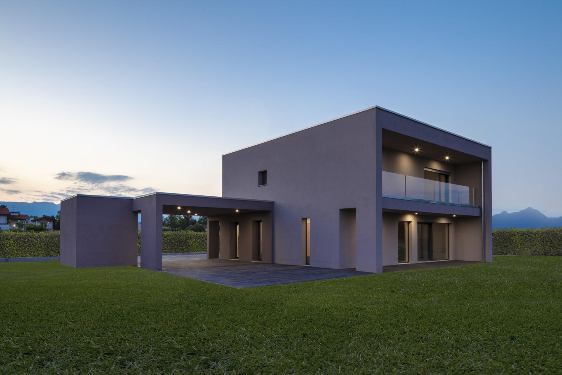 Casa Prefabbricata Design : Linea evo di design evoluthion srl