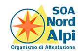 Certificazione SOA Nord Alpi