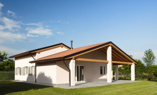 Casa Prefabbricata Legno : La tua casa prefabbricata in legno ad alto risparmio energetico