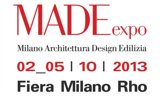 MADE Expo Milano 2013