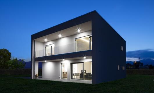 Casa in legno ecosostenibile certificata Casa Clima Gold