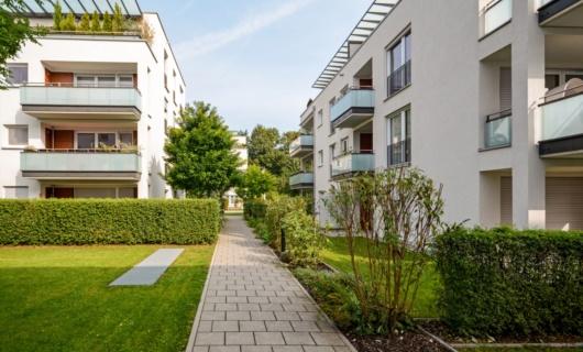 Appartamenti con struttura a telaio, ecosostenibili
